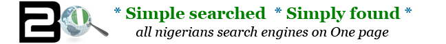 All English Nigerian Search Engines on 1 page Nigeria Startpage WebSearch